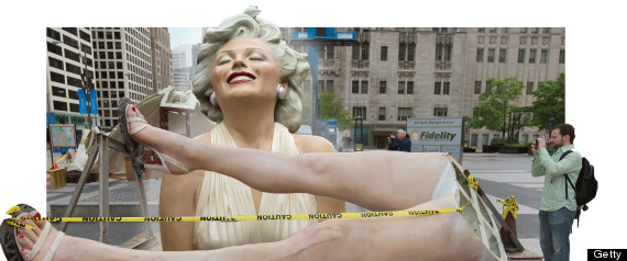 MARILYN MONROE CHICAGO