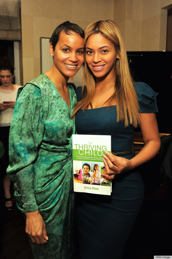 beyonce book launch
