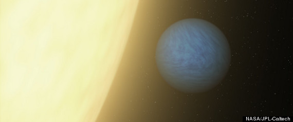 Light Super Earth