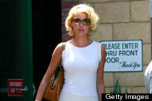 Katherine Heigl Does Her Best Marilyn Monroe Impression