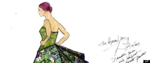 LIVING DRESSES
