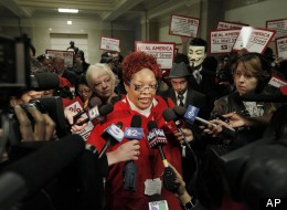 Nato Chicago Protests Nurses Union