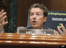 Rand Paul's Anti-Iran War Amendment