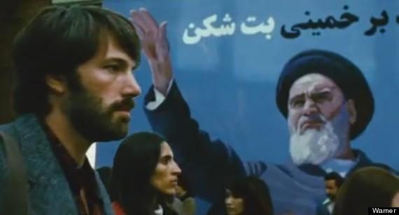 affleck iran