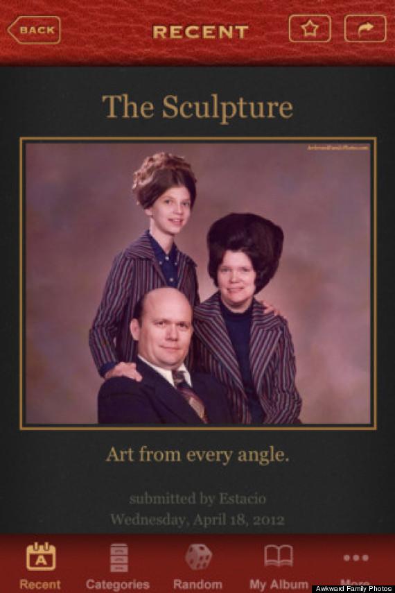 Awkward family photos app now available pictures huffpost awkward family photos app bookmarktalkfo Choice Image
