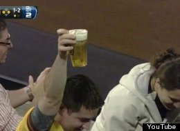 Foul Ball Beer