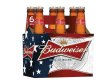 Budweiser Bottle Goes Red, White & Blue, First Design Change In Years