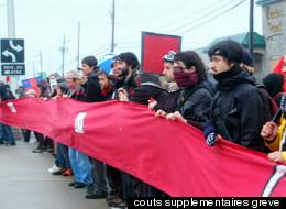 Grève étudiante: le gouvernement doit assumer les coûts supplémentaires