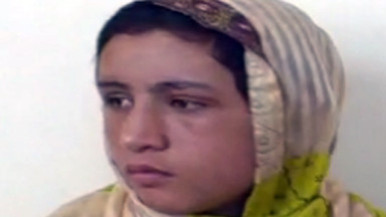 Tortured Afghan Girl Speaks Out