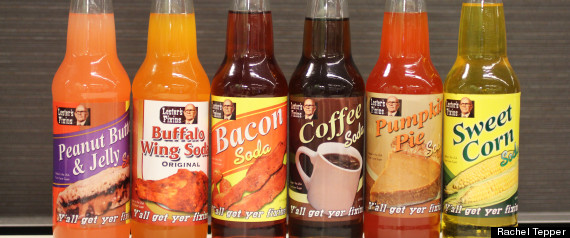 Crazy soda flavors taste test buffalo wing bacon pb j and more - Unknown uses of baking soda ...