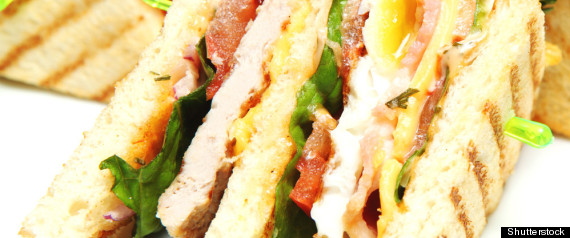 MOST EXPENSIVE CLUB SANDWICH WORLD