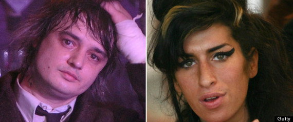 PETE DOHERTY SELLS AMY WINEHOUSE BLOOD PAINTING