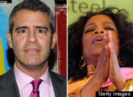 Bravo's Andy Cohen Gives Some Tough Love To Oprah