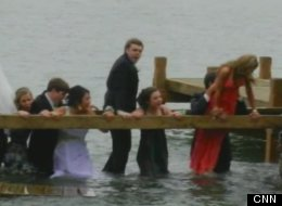 Prom Pier Collapse