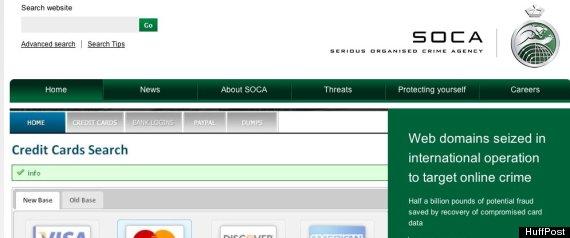 SOCA ARRESTS HACKING