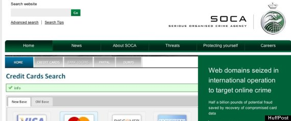Soca Arrests Hacking