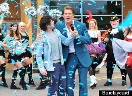 WATCH: Unintentionally Hilarious David Hasselhoff Advert