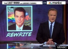 Lawrence Odonnell Shep Smith