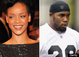 Rihanna Denies Dating Darren Mcfadden