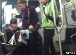 Suspect Metro Montreal