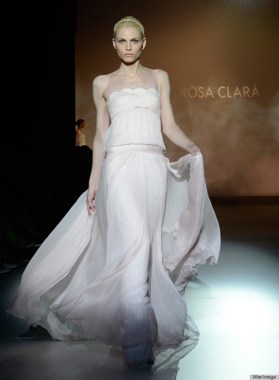 Andrej Pejic Wedding Dress