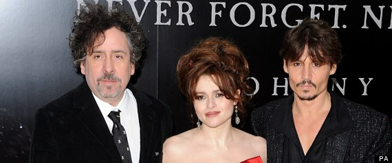 Tim Burton Actors