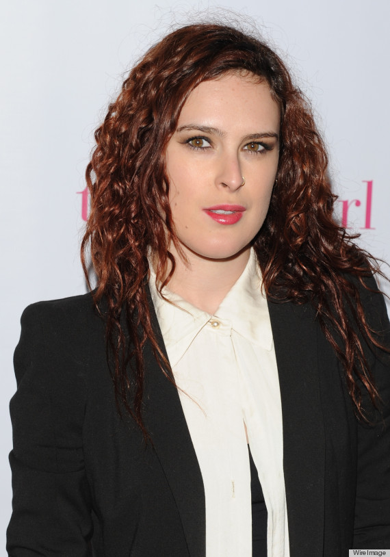 rumer willis nylon