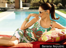 Trina Turk Banana Republic