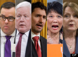 Best Mps Twitter Canada