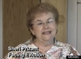 Sheri Prizant Eviction Mothers Day
