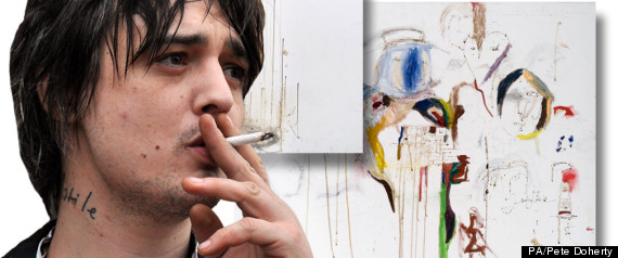 PETE DOHERTY ART
