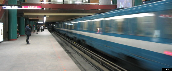MONTREAL METRO SMOKE BOMBINGS POLICE