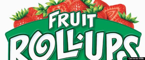 FRUIT ROLLUPS
