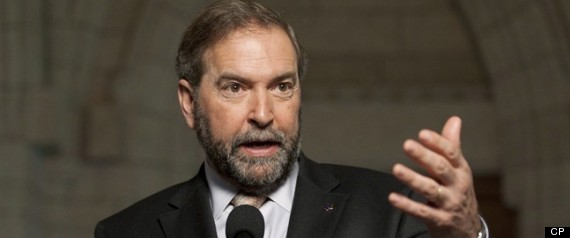 THOMAS MULCAIR DUTCH DISEASE