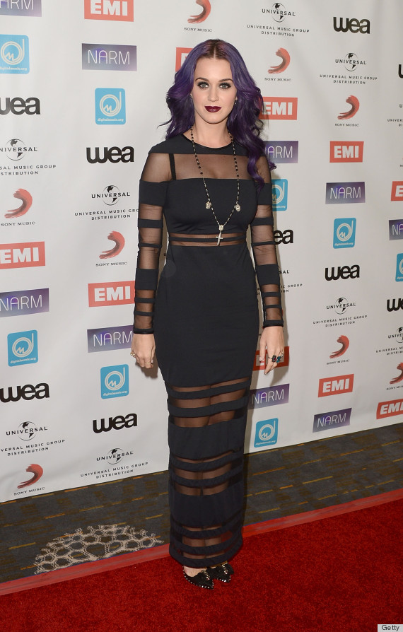 katy perry goth