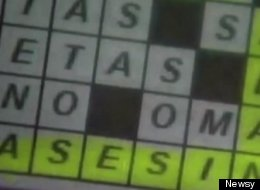Venezuelan Crossword Writer Accused Of Coding Chav