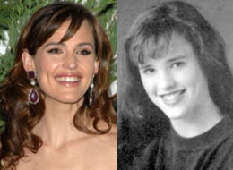 Jennifer Garner Then And Now