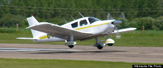 PLANE CRASH SASKATCHEWAN