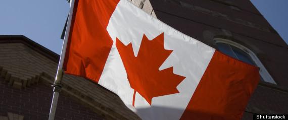 DRAPEAU CANADA SENAT