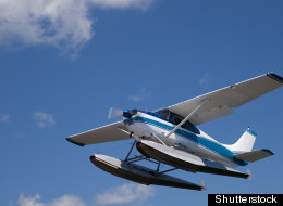 Float Plane Crash Bc