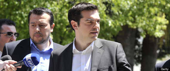 GREECE FINANCIAL CRISIS 2012