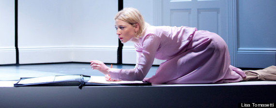 sydney theatre big small gross und klein blanchett