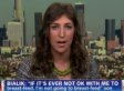 Mayim Bialik Discusses Breastfeeding On TIME Magazine's Attachment Parenting Cover (VIDEO)