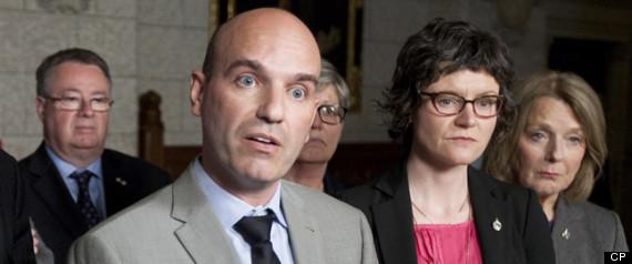 CANADA BUDGET 2012