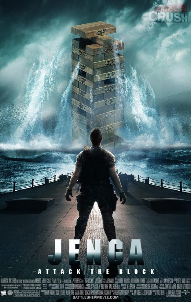 jenga battleship