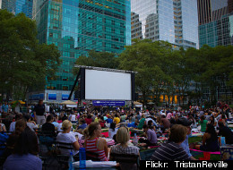 Bryant Park Screening