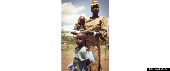 MALARIA GLOBAL MOTHERHOOD