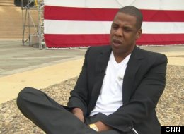 Jay-Z Backs Obama's Gay Marriage Stance