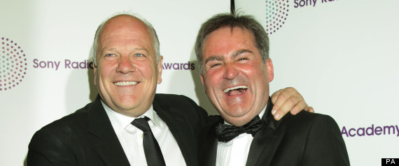 ANDY GRAY RICHARD KEYS