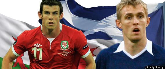WALES SCOTLAND EURO2020
